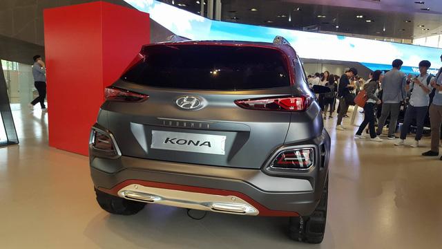 Vừa ra mắt, Hyundai Kona 2018 đã có phiên bản đặc biệt đầu tiên - Ảnh 2.
