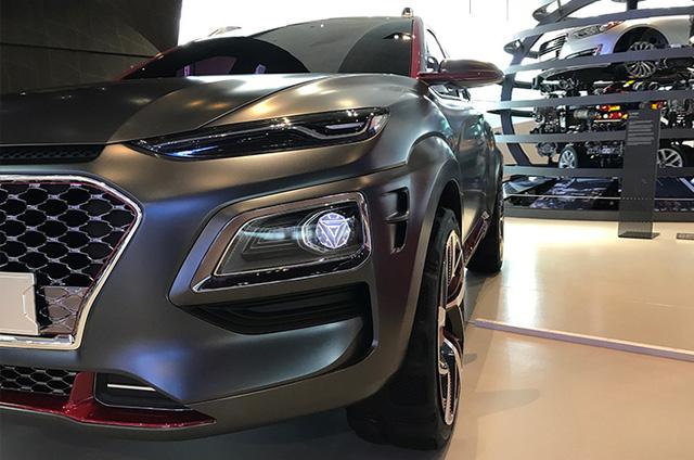 Vừa ra mắt, Hyundai Kona 2018 đã có phiên bản đặc biệt đầu tiên - Ảnh 3.