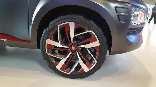 Vừa ra mắt, Hyundai Kona 2018 đã có phiên bản đặc biệt đầu tiên - Ảnh 4.