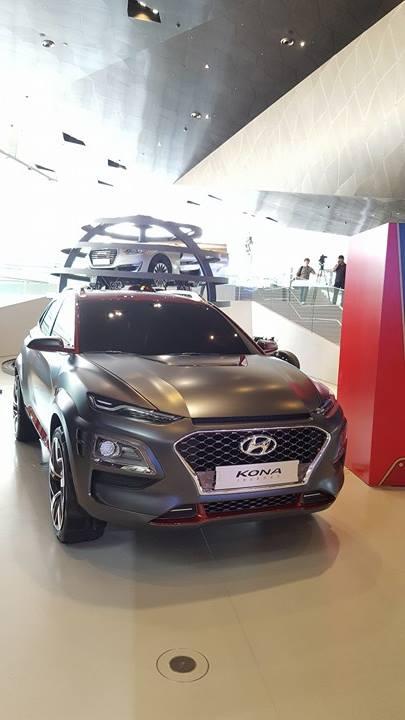 Vừa ra mắt, Hyundai Kona 2018 đã có phiên bản đặc biệt đầu tiên - Ảnh 5.