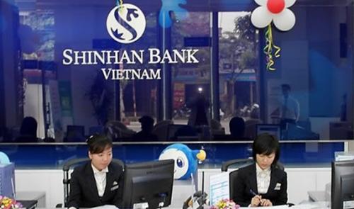 Shinhan Bank Việt Nam được kinh doanh, cung ứng dịch vụ ngoại hối