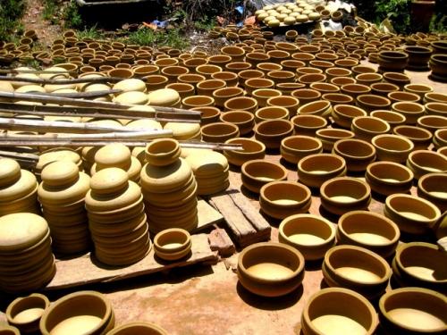 Sống lại làng gốm Thanh Hà