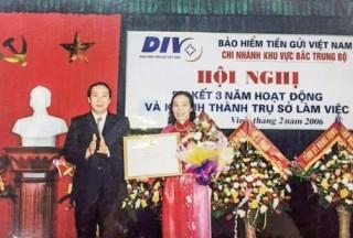 Chi nhánh BHTGVN khu vực Bắc Trung bộ: 15 năm đồng hành cùng người gửi tiền
