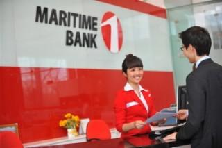 Bổ sung nội dung Giấy phép hoạt động của Maritime Bank