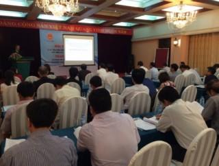 Nâng cao năng lực đánh giá nhà thầu và quản lý hợp đồng