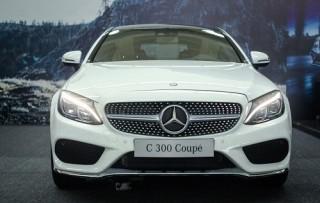 Video giới thiệu xe Mercedes-Benz C300 Coupe
