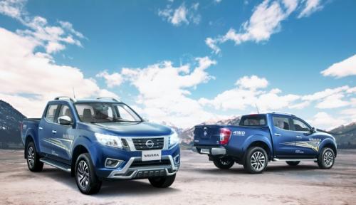Nissan Việt Nam giới thiệu Navara Premium R và X-Trail bản giới hạn