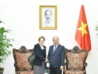 Chuyến thăm Việt Nam của Đặc phái viên Thủ tướng Australia