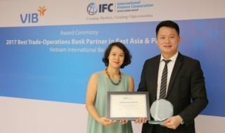 IFC đánh giá cao VIB trong hoạt động tài trợ thương mại