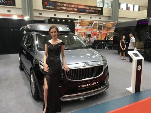 Vietnam AutoExpo 2018: Vắng bóng những tên tuổi lớn