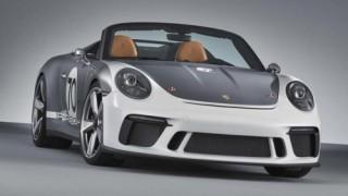 Porsche giới thiệu 911 Speedster nhân kỉ niệm 70 năm