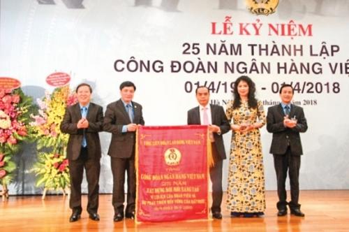 Những hoạt động nổi bật của Công đoàn NHVN nhiệm kỳ vừa qua