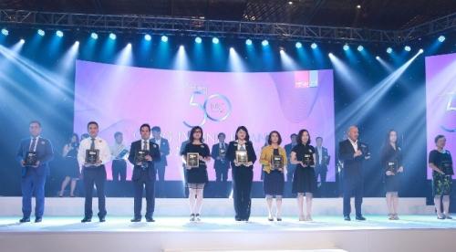BIC tiếp tục được vinh danh trong Top 50 Công ty kinh doanh hiệu quả nhất Việt Nam