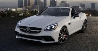 Mercedes-AMG SLC43 2019 được nâng cấp sức mạnh