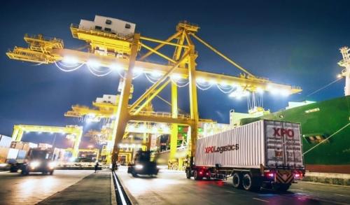 Nâng cao năng lực ngành logistics