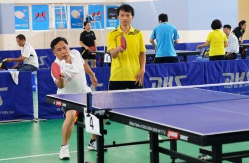 VAMC tổ chức giải thi đấu thể thao chào mừng kỷ niệm 5 năm thành lập