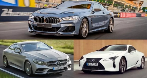 BMW 8-Series, Mercedes S-Class và Lexus LC: Chọn xế nào?