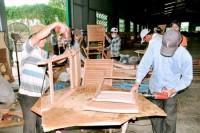 Xuất khẩu gỗ: Nâng cao giá trị cho sản phẩm