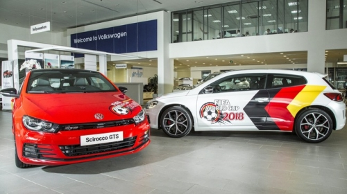 Volkswagen tặng 40 triệu đồng cho khách mua xe Scirocco