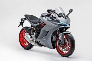 Ducati SuperSport 2019 được mặc áo mới