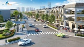 Đất Xanh Đà Nẵng ra mắt đại lộ thương mại Lakeside Infinity
