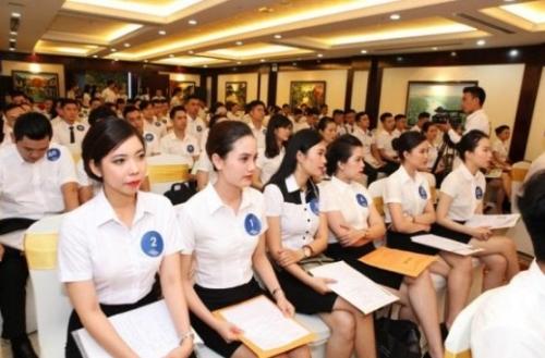 Thu nhập cao hút tiếp viên về Bamboo Airways
