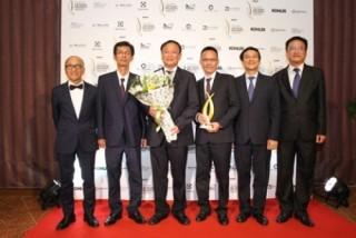 KIẾN Á thắng lớn ở 7 hạng mục Giải thưởng BĐS uy tín Vietnam Property Awards 2018