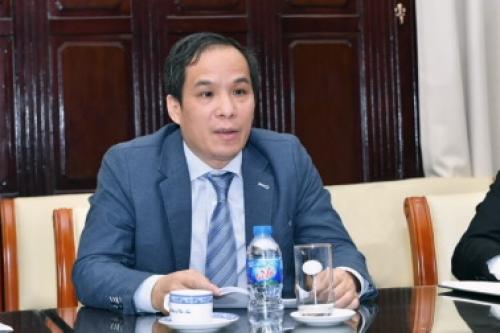 Tăng cường hợp tác giữa NHTW hai nước Việt Nam - Hàn Quốc