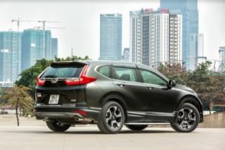 Honda CR-V tăng giá bán từ ngày 1/7