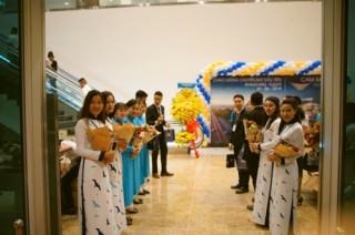 Vietnam Airlines chuyển khai thác nhà ga mới sân bay Cam Ranh
