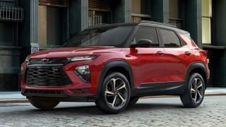 Xem trước Chevrolet Trailblazer 2021 sẽ trình làng vào năm sau
