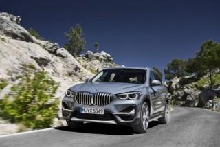 BMW X1 2020 có giá từ 36.475 USD