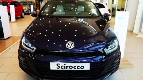Giá lăn bánh Volkswagen Scirocco 2019 tại Việt Nam