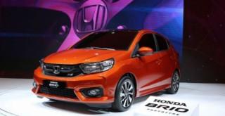 Honda Brio sẽ được ra mắt vào tuần sau