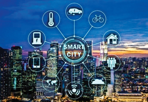 """""""Xanh hóa"""" và ứng dụng công nghệ trong các khu đô thị"""