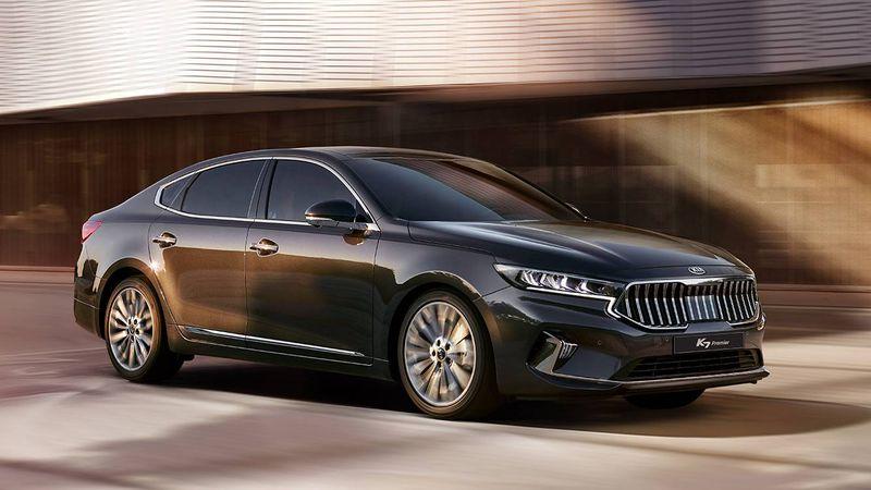 Kia K7 2020 có gì mới?