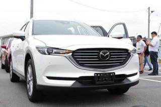 Mazda CX-8 sắp chính thức ra mắt tại Việt Nam