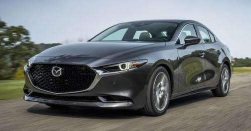 Mazda 3 2019 chốt lịch ra mắt vào tháng sau