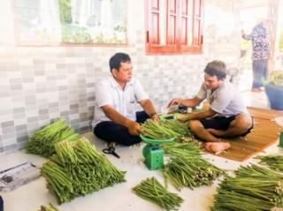 Agribank tiếp sức cho tỷ phú nhà nông