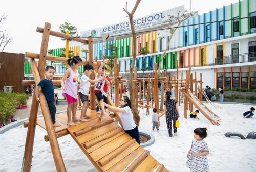 Nhân rộng mô hình trường học xanh