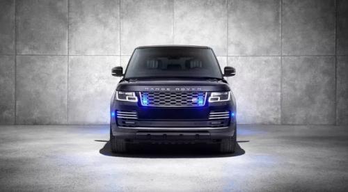 SUV hạng sang Range Rover thế hệ mới sẽ có nhiều thay đổi