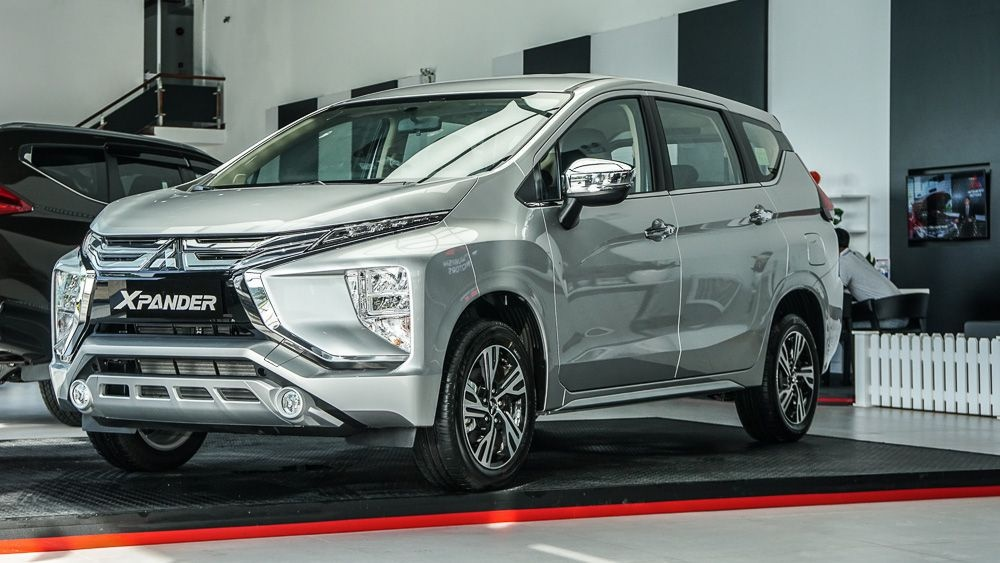 mitsubishi xpander 2020 at gia 630 trieu dong co gi