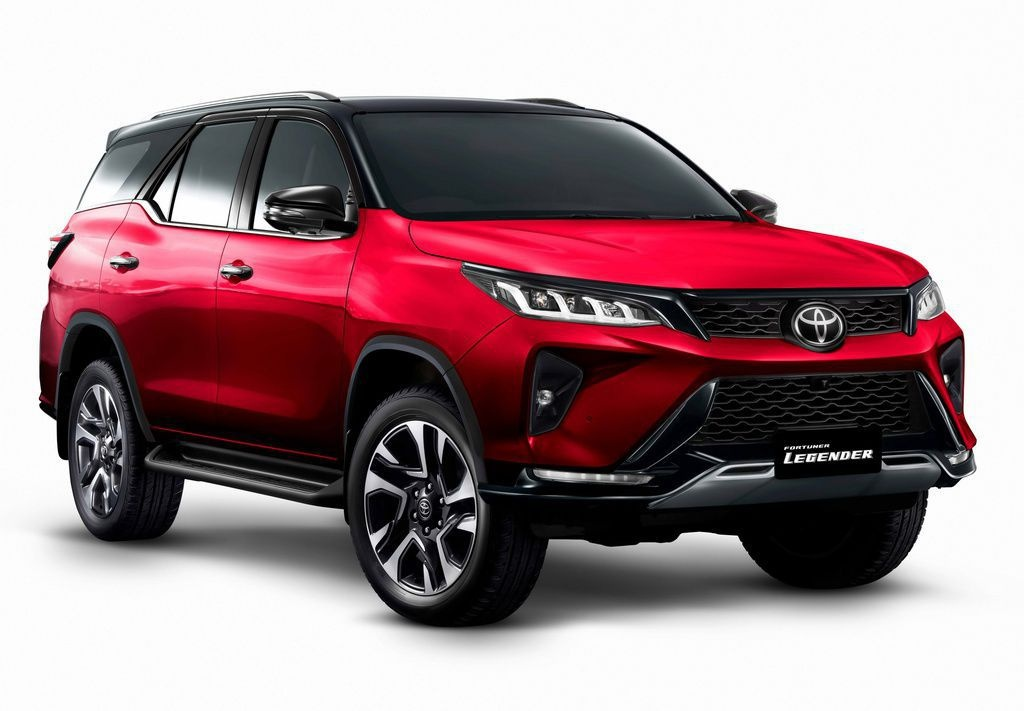 toyota fortuner 2021 gia tu 115 ty dong co gi moi