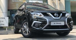 Nissan X-Trail tiếp tục hạ giá