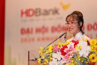 Đại hội đồng cổ đông thường niên HDBank 2020: Xác định năm đẩy mạnh chuyển đổi số và tăng trưởng bền vững
