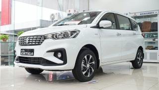 Suzuki ưu đãi 50-100% lệ phí trước bạ trong tháng 6