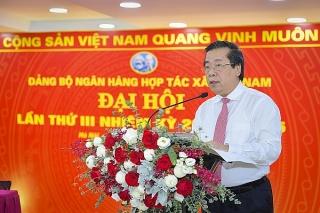 Ngân hàng Hợp tác xã Việt Nam: Vươn tầm trở thành ngân hàng dẫn dắt, định hướng cho các QTDND