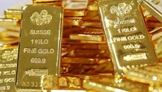 Thị trường vàng ngày 1/6: Trụ vững trên mức 1.900 USD/oz