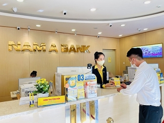 Nam A Bank thay đổi tên gọi phòng giao dịch Thủ Đức, Quận 2 và Văn Thánh