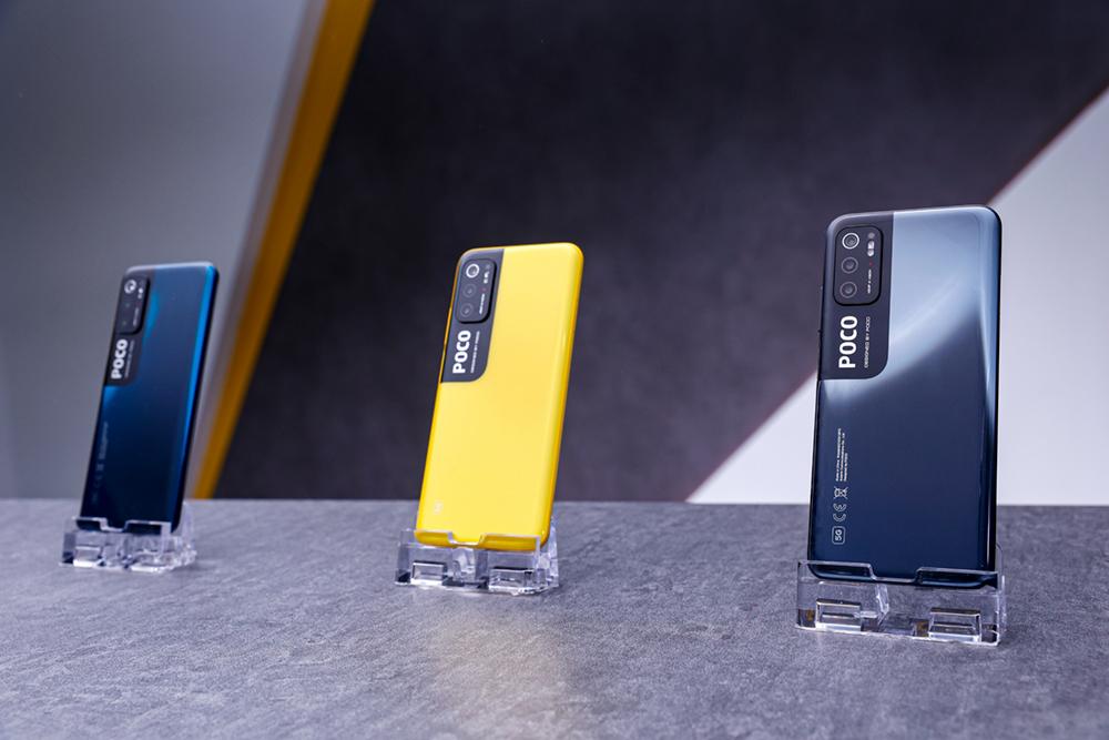 "POCO ra mắt ""siêu phẩm"" POCO M3 Pro 5G"